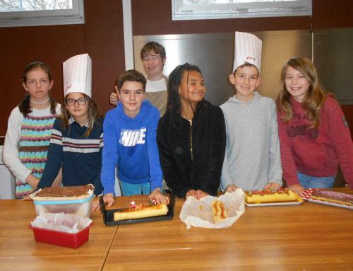 L'Atelier cuisine prépare les fêtes !