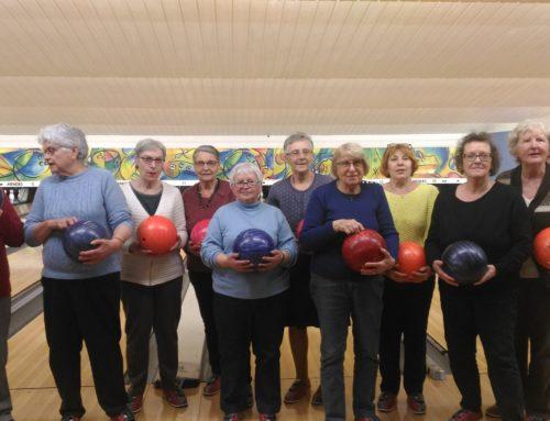 Sortie au bowling !!