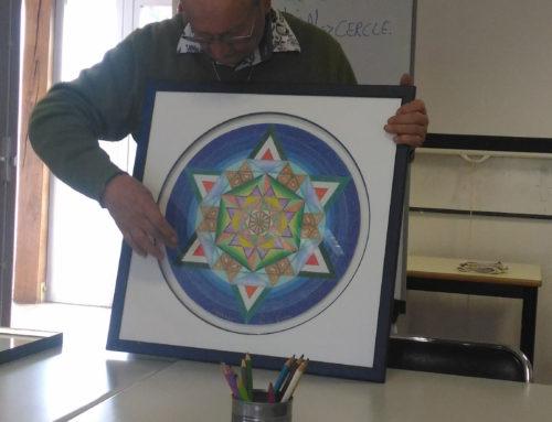 Atelier Mandala pour BES