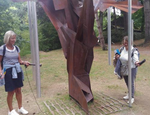 BES au Jardin des Arts