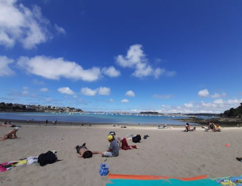 Les journées à la plage !