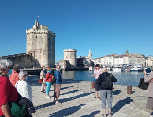 Jour 3 : Les voyageuses de BES à la Rochelle