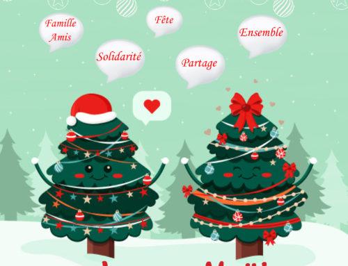 Une petite attention…Noël des seniors.