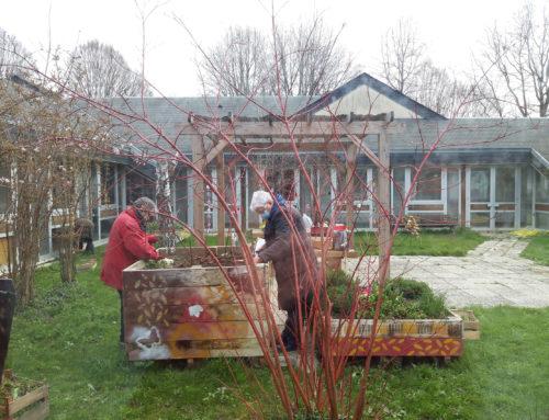 Le collectif jardin des Longs Prés