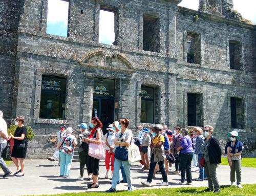 Retour sur la journée Caurel et l'Abbaye de Bon Repos
